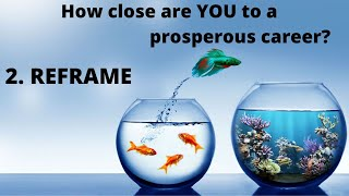 "Reframe - Video 2 - Series ""9 Strides to a Prosperous Career"""