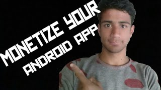 Monetize your android app with admob {proof}