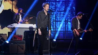 Spoon Performs Hot Thoughts