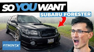 So You Want a Subaru Forester