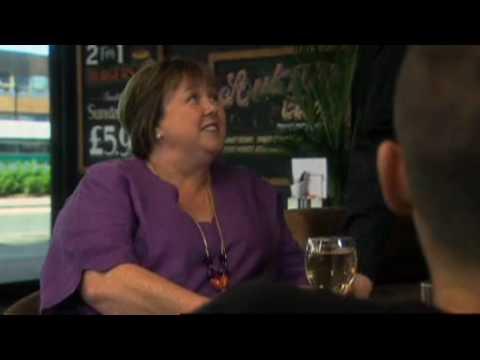 Aaron meets Jackson's Mum  Exclusive Deleted
