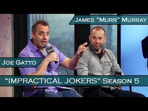 James Murray & Joe Gatto on Impractical Jokers Season 5 & Where's Larry Tour | Interview 2