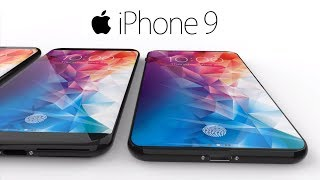 Apple iPhone 9 final design released   fully technology improvement
