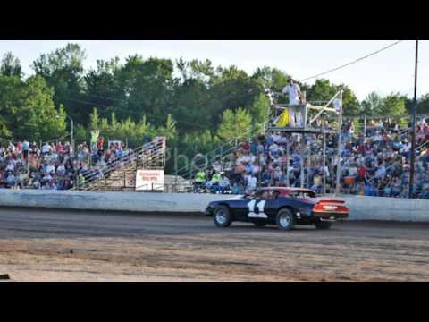 Mt. Pleasant Speedway 6-17-11