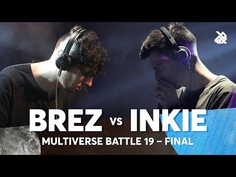 BREZ Vs INKIE | Multiverse Beatbox Battle 2019 | Final