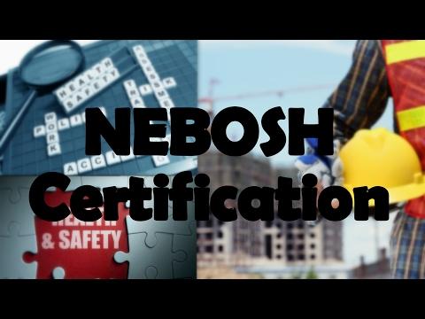 Nebosh Certification And Training In Dubai