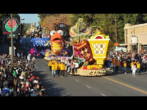 Preview - 128th Rose Parade hosted by Mark Steines & Leeza Gibbons - Hallmark Channel