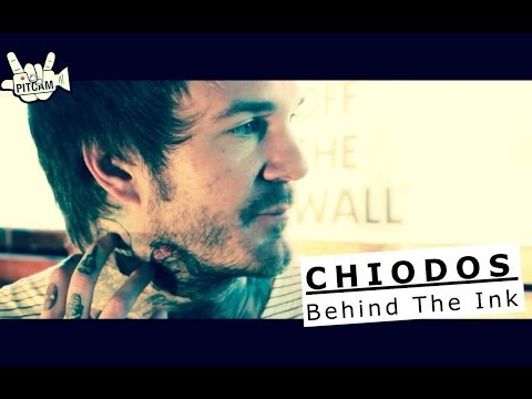 CHIODOS - Behind The INK w/ Craig Owens @ Vans Warped Tour, Berlin
