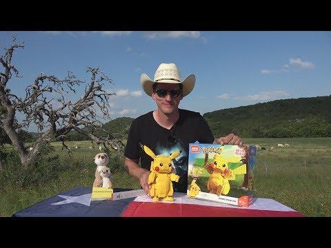 Held on tour - Mega Construx FVK81 - Jumbo Pikachu