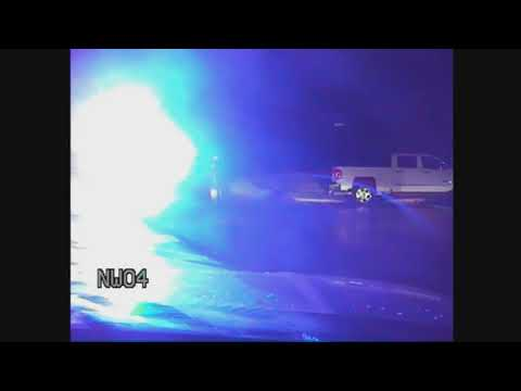 Robert Mathis OWI arrest video shows him performing field sobriety tests