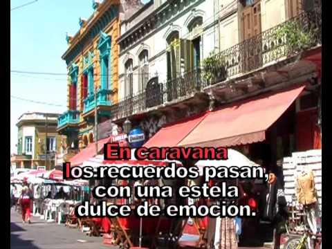 Mi Buenos Aires Querido - Tango Karaoke !