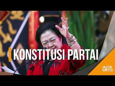 Megawati Tegaskan Lagi Jokowi Adalah Petugas Partai