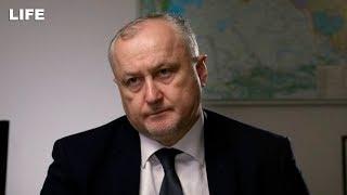 Глава РУСАДА — об отстранении России от международных соревнований