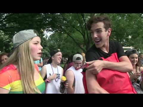 D.C. Pride Parade: Gay Supporters Attack Christian Preachers