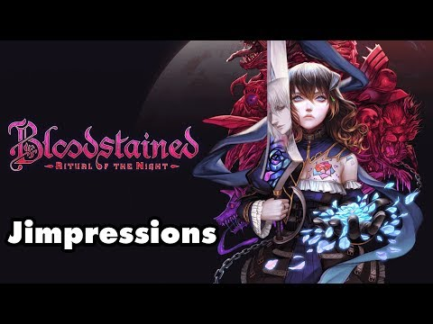 Bloodstained: Ritual Of The Night - CastleMania (Jimpressions)