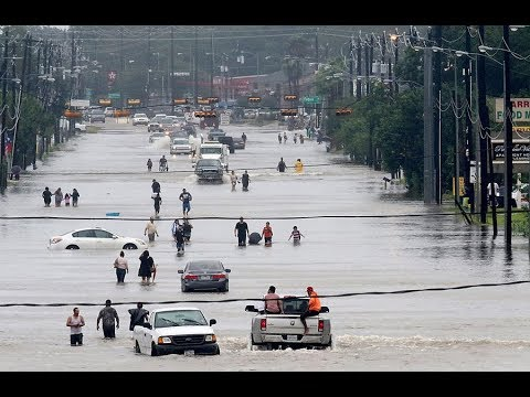 Houston Flooding Proves We Need A New New Deal