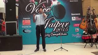 ye mohabbat karne chala voice of jaipur