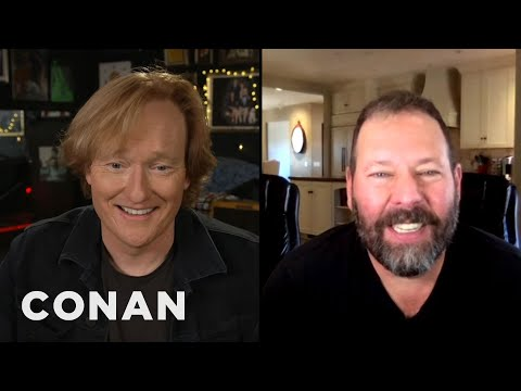 Deon Cole Loved Spitting On Bert Kreischer - CONAN on TBS