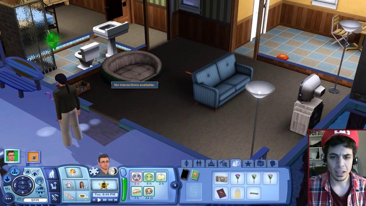 Sims 3 sex videa