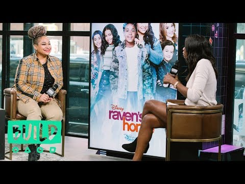 Raven Symoné, Issac Ryan Brown & Navia Robinson Discuss Disney Channel's