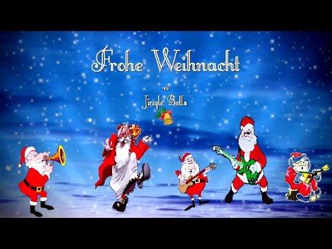 Jingle Bells 2018 2019 Weihnachtsgruss Silvester Countdown