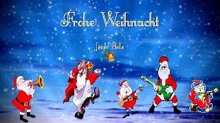 Jingle Bells - Weihnachtsgruß, Silvester Countdown 2015 2016 - und einen guten Rutsch ins Neue Jahr