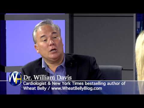"""Wheat Belly"" with Dr. William Davis"