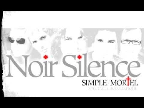 Noir Silence  Hier jme suis pendu par JeanFrançois Dubé