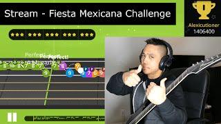 "Alexis Yousician - ""Fiesta Mexicana"" Challenge Live Stream"