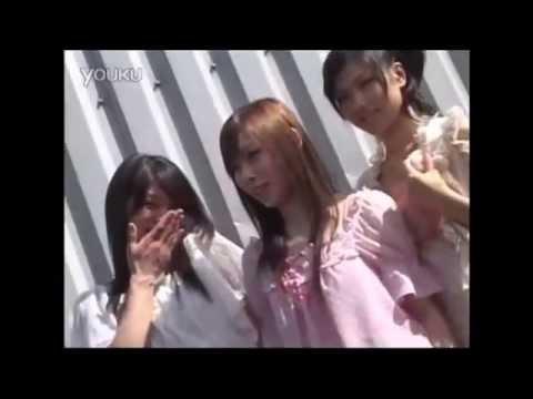 gravure the television 2007 秋元才加、宮澤佐江、中西里菜.