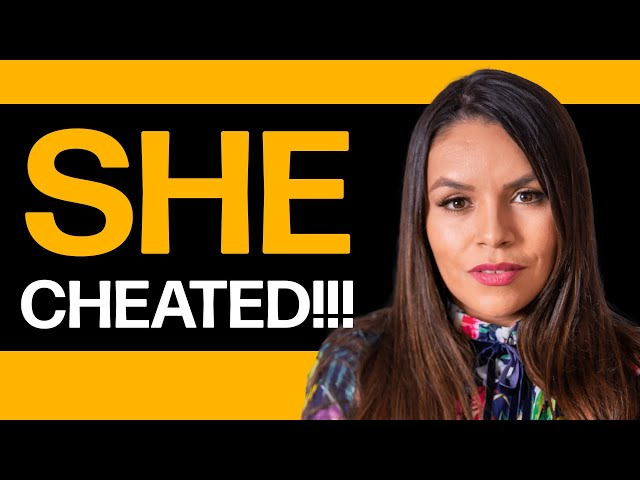She CHEATED On Me WHAT YOU SHOULD DO! | Apollonia Ponti