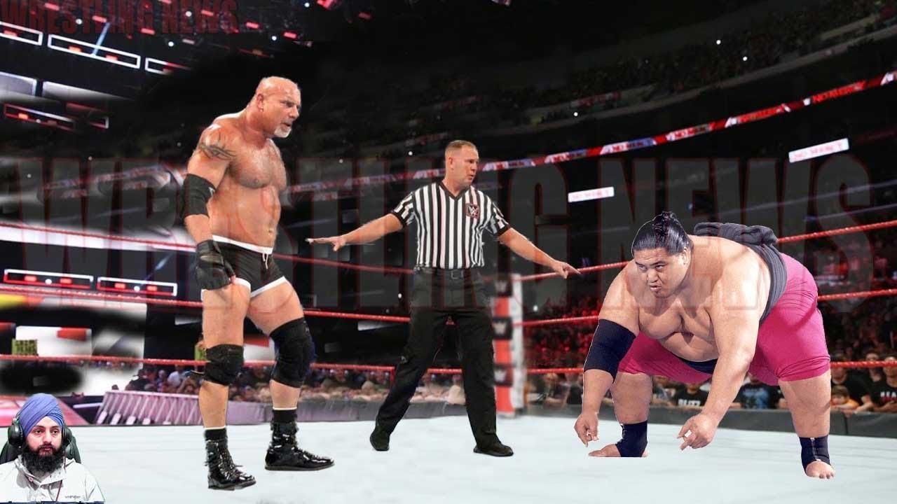 Goldberg vs Yokozuna Match Wrestling News
