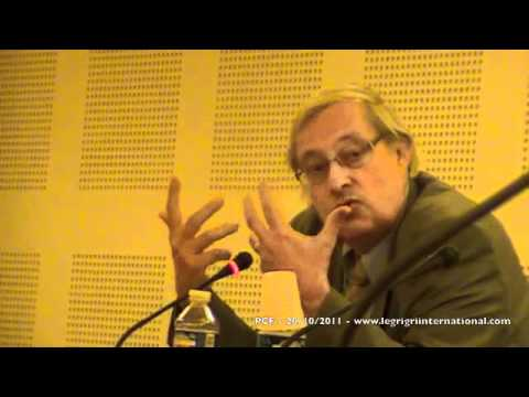 Bertrand Badie 1 - Mondialisation de gauche et humiliation du monde arabe 20/10/2011