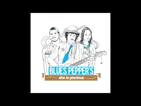 Blues Pepper's - Mr. Country Fuzz
