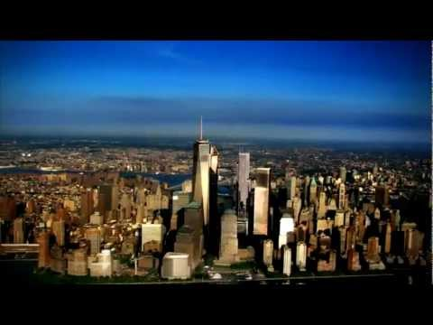 """""""MANHATTAN HEROES"""" for New World Trade Center-Honor to JULES and GEDEON NAUDET"""