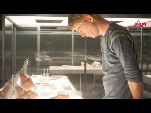 Domhnall Gleeson performs the Turing Test | Ex Machina | Film4 Clip