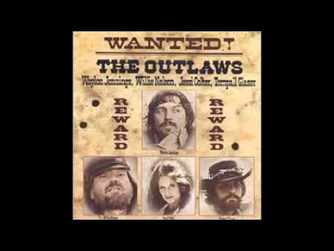 Waylon Jennings w. Friends - Put Another Log on the Fire.flv