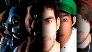 - FIVE NIGHTS AT FREDDY S YOUTUBERS SUSTOS Y GRITOS Especial Halloween parte 1 2