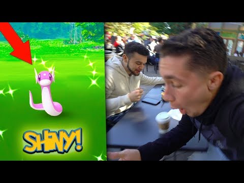 Download Youtube: CATCHING A *SHINY* DRATINI in Pokémon Go! Community Day EVENT!