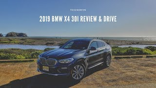 2019 BMW X4 30i Review | Test Drive & Tech Talk