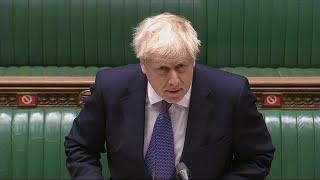 Live: Boris Johnson and Keir Starmer clash at PMQs┃ITV News