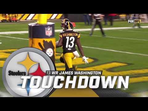 James Washington EXPLOSIVE 50 Yard Touchdown
