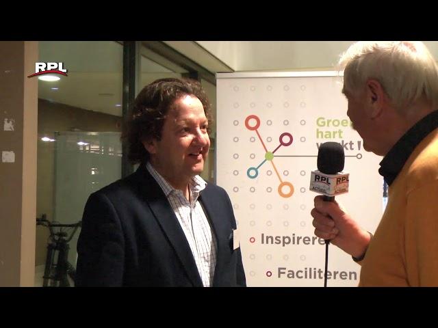 Groene Hart Werkt Platformbijeenkomst in Zevenhuizen