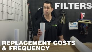 Pure Water Window Cleaning Filter Replacement Costs & Frequency