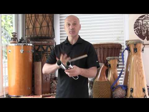 World Percussion  Agogo