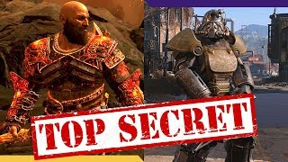 10 secret levels hidden in your favorite games