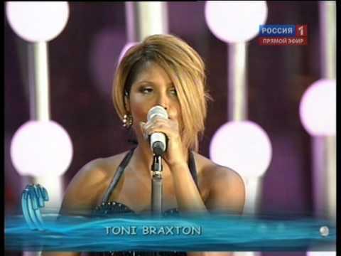 Toni Braxton - Un Break My Heart/Yesterday (Live @ New Wave 2010)