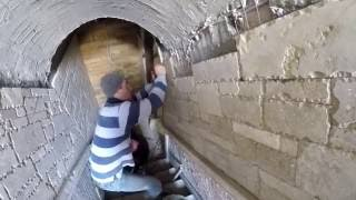 видео Облицовка ракушечником. Купить камень ракушечник для облицовки фасадов
