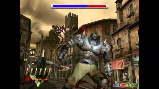 House of the Dead 2 - Gameplay Dreamcast HD 720P