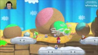 Let's Play Yoshi's Wooly World #1